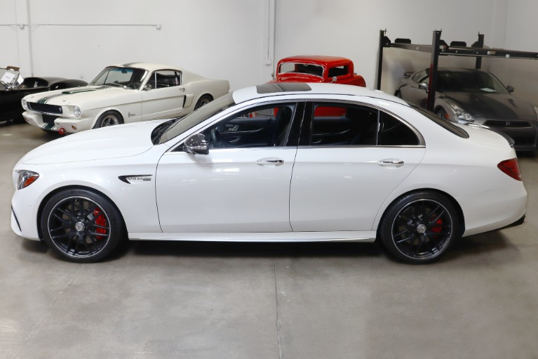 Used 2019 Mercedes-Benz AMG E63 S AMG E 63 S for sale Sold at San Francisco Sports Cars in San Carlos CA 94070 4