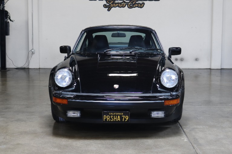 Used 1979 Porsche 930 Turbo for sale Sold at San Francisco Sports Cars in San Carlos CA 94070 2