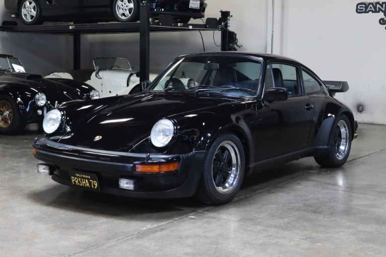 Used 1979 Porsche 930 Turbo for sale Sold at San Francisco Sports Cars in San Carlos CA 94070 3