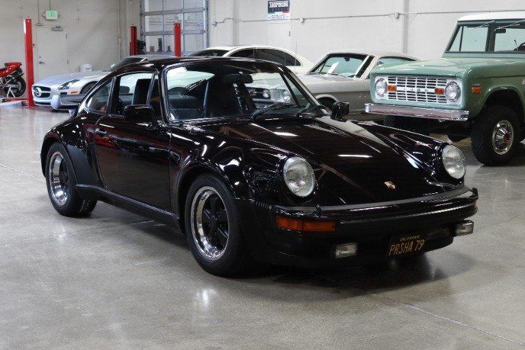 Used 1979 Porsche 930 Turbo for sale $99,995 at San Francisco Sports Cars in San Carlos CA