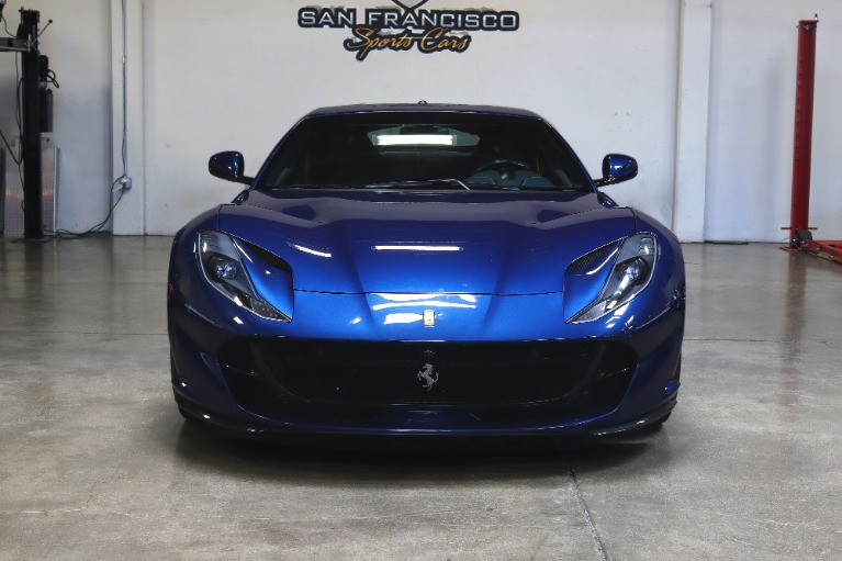 Used 2018 Ferrari 812 Superfast for sale $289,995 at San Francisco Sports Cars in San Carlos CA 94070 2