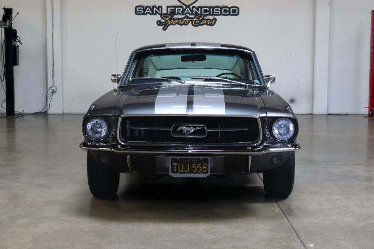 Used 1967 Ford Mustang Fastback for sale Sold at San Francisco Sports Cars in San Carlos CA 94070 2