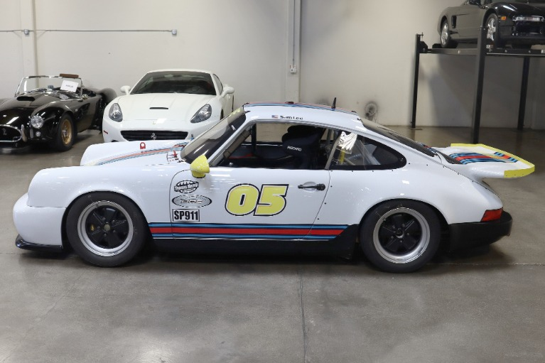 Used 1982 Porsche 911 SC for sale Sold at San Francisco Sports Cars in San Carlos CA 94070 4