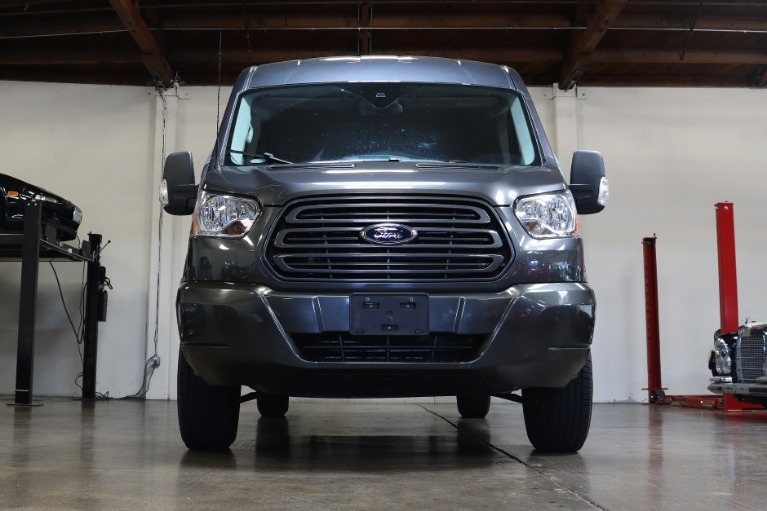 Used 2017 Ford Transit Passenger for sale Sold at San Francisco Sports Cars in San Carlos CA 94070 2