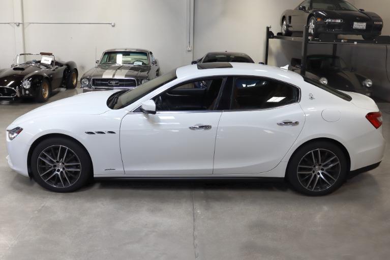 Used 2017 Maserati Ghibli for sale Sold at San Francisco Sports Cars in San Carlos CA 94070 4