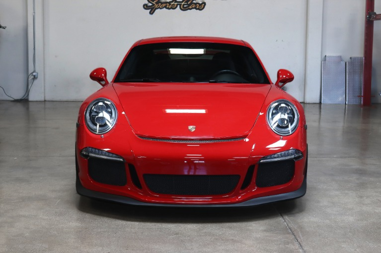 Used 2014 Porsche 911 GT3 for sale $121,995 at San Francisco Sports Cars in San Carlos CA 94070 2
