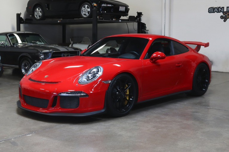 Used 2014 Porsche 911 GT3 for sale $121,995 at San Francisco Sports Cars in San Carlos CA 94070 3