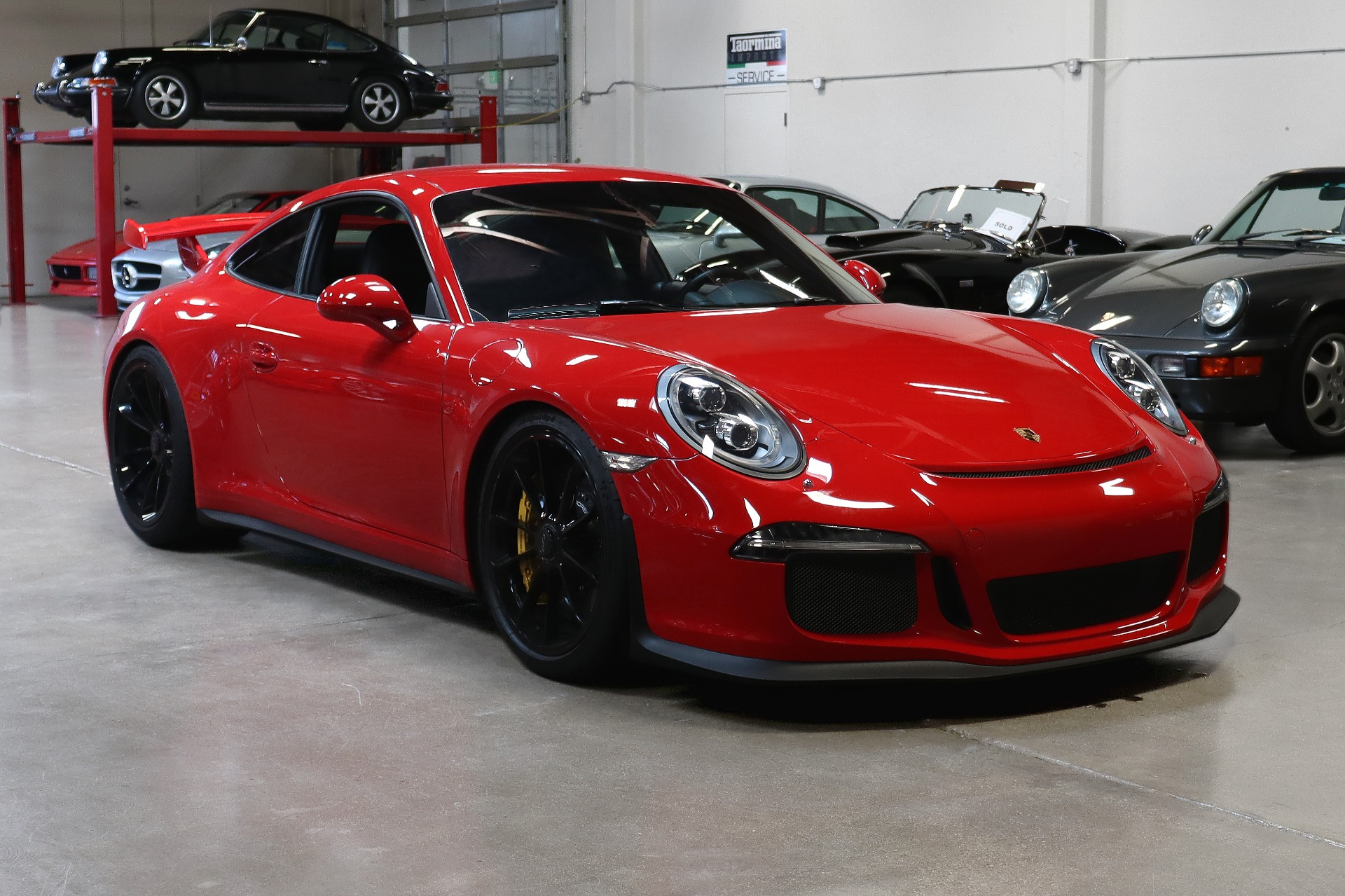 Used 2014 Porsche 911 GT3 for sale $121,995 at San Francisco Sports Cars in San Carlos CA 94070 1