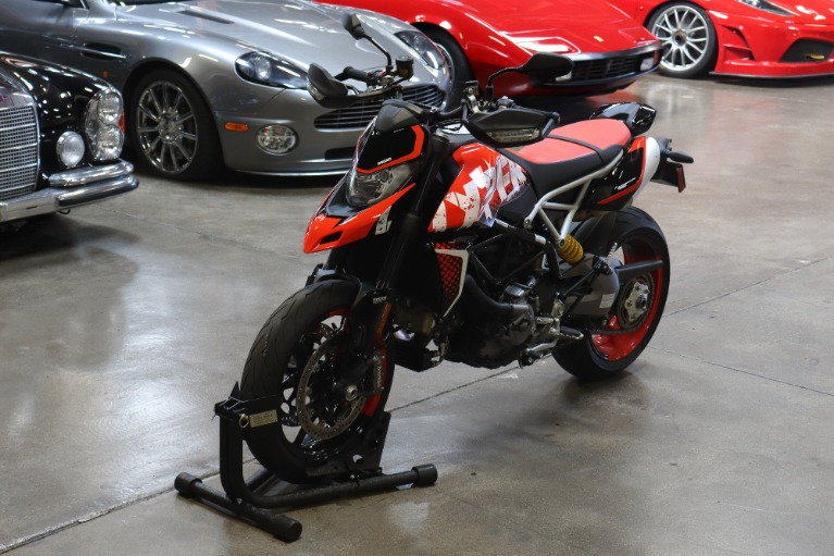 Used 2021 DUCATI Hypermotard RVE for sale $14,995 at San Francisco Sports Cars in San Carlos CA 94070 3
