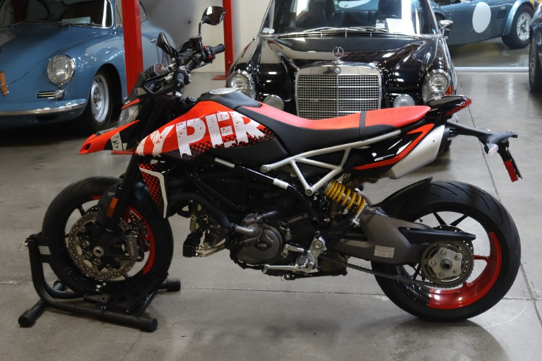 Used 2021 DUCATI Hypermotard RVE for sale $14,995 at San Francisco Sports Cars in San Carlos CA 94070 4