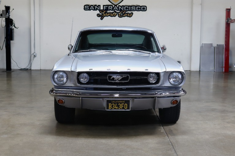 Used 1966 Ford Mustang GT for sale Sold at San Francisco Sports Cars in San Carlos CA 94070 2