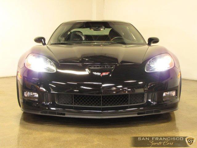 Used 2009 Chevrolet Corvette Z06 for sale Sold at San Francisco Sports Cars in San Carlos CA 94070 1