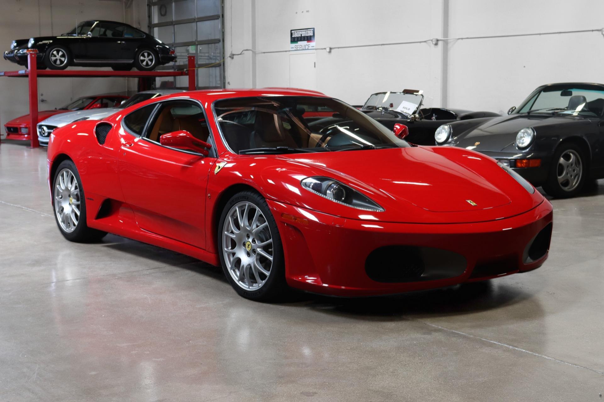 Used 2006 Ferrari F430 F1 for sale Sold at San Francisco Sports Cars in San Carlos CA 94070 1