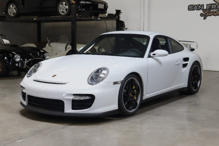 Used 2008 Porsche 911 GT2 for sale Sold at San Francisco Sports Cars in San Carlos CA 94070 3