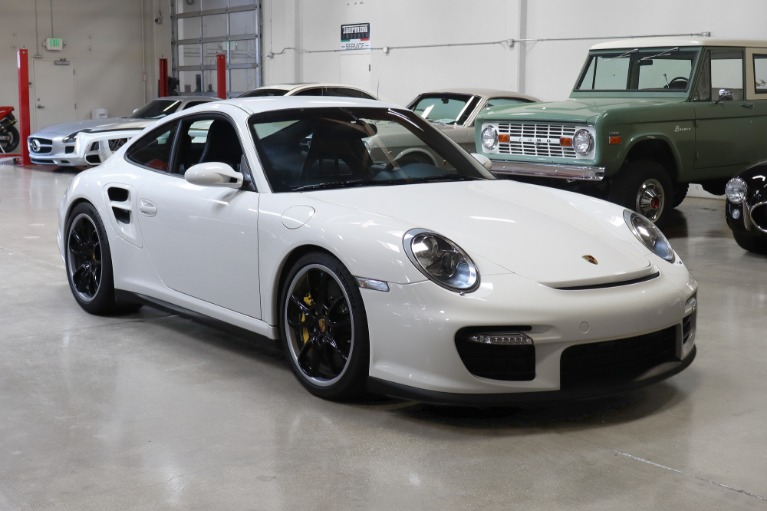 Used 2008 Porsche 911 GT2 for sale $189,995 at San Francisco Sports Cars in San Carlos CA