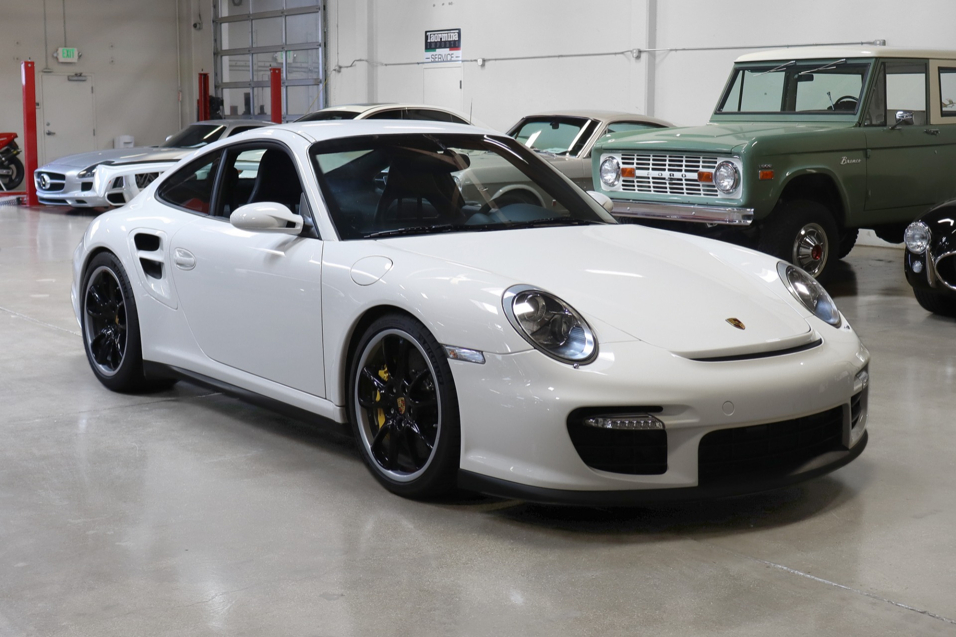 Used 2008 Porsche 911 GT2 for sale Sold at San Francisco Sports Cars in San Carlos CA 94070 1