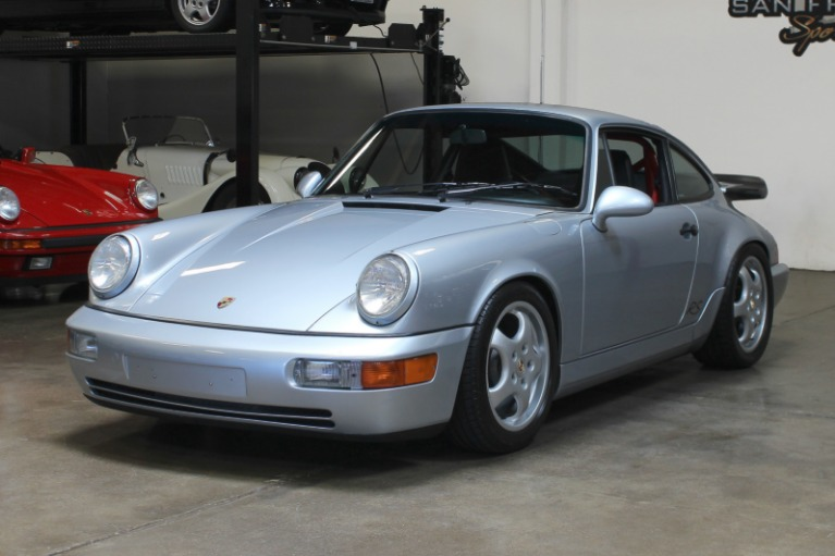 Used 1993 Porsche 911 RS America for sale Sold at San Francisco Sports Cars in San Carlos CA 94070 3