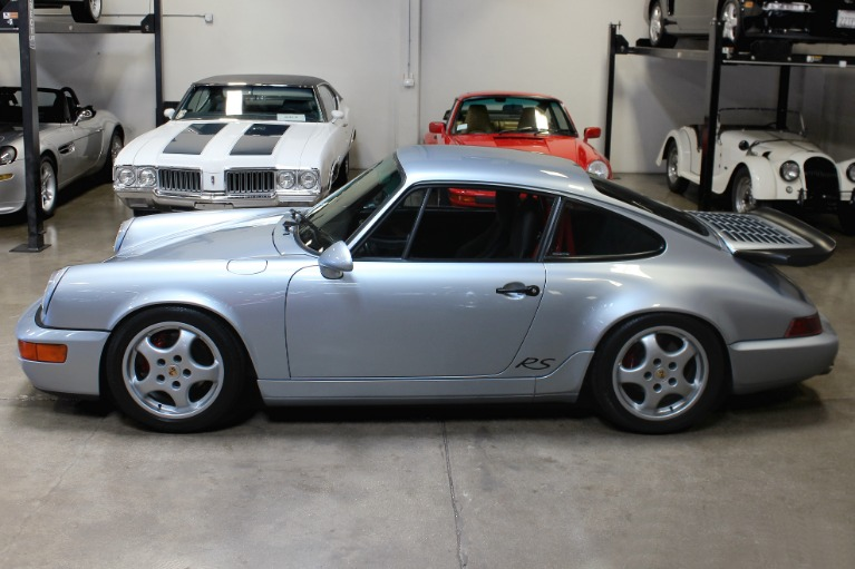Used 1993 Porsche 911 RS America for sale Sold at San Francisco Sports Cars in San Carlos CA 94070 4