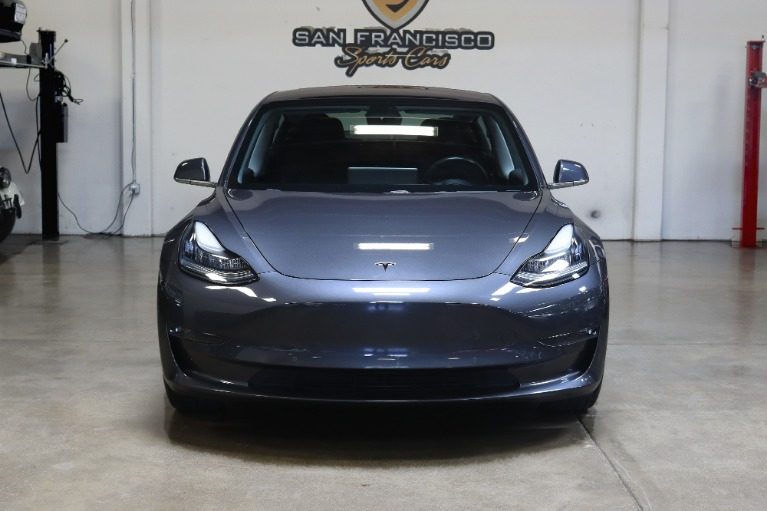 Used 2018 Tesla Model 3 Long Range for sale Sold at San Francisco Sports Cars in San Carlos CA 94070 2