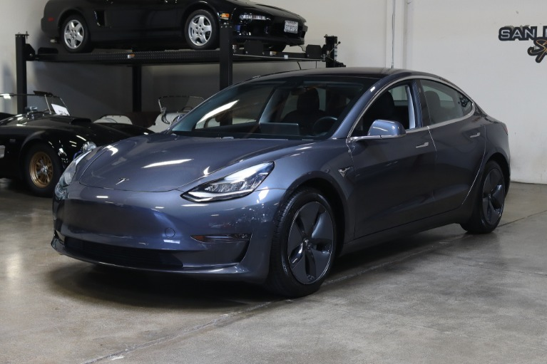 Used 2018 Tesla Model 3 Long Range for sale Sold at San Francisco Sports Cars in San Carlos CA 94070 3