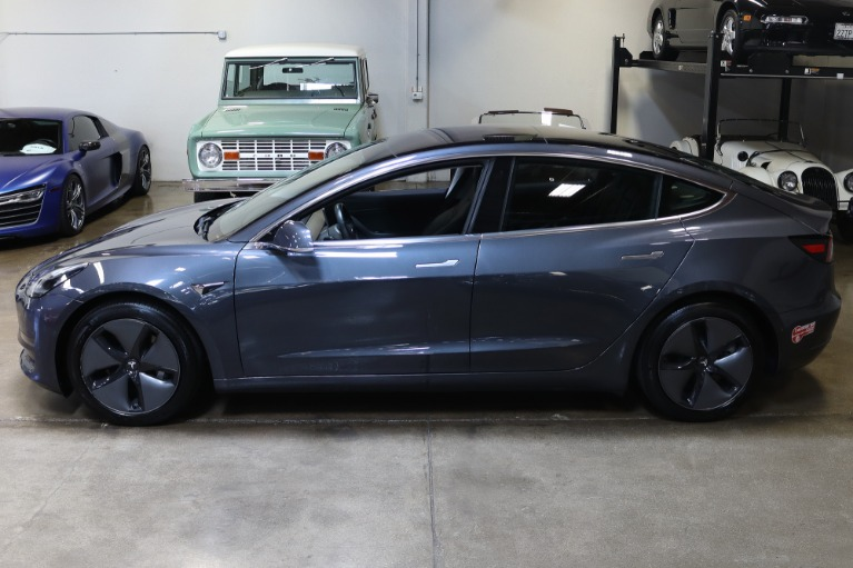 Used 2018 Tesla Model 3 Long Range for sale Sold at San Francisco Sports Cars in San Carlos CA 94070 4