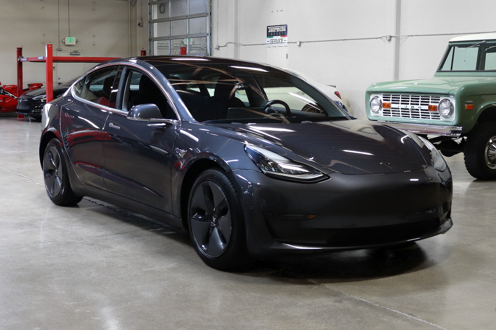 Used 2018 Tesla Model 3 Long Range for sale Sold at San Francisco Sports Cars in San Carlos CA 94070 1
