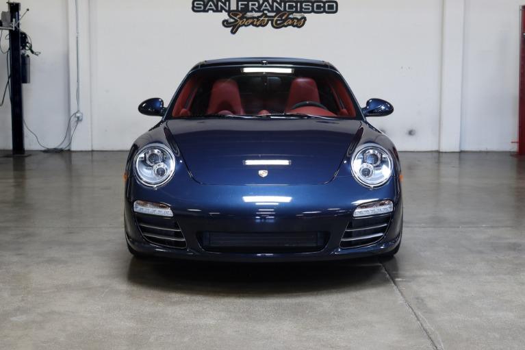 Used 2012 Porsche 911 Targa 4S for sale $103,995 at San Francisco Sports Cars in San Carlos CA 94070 2
