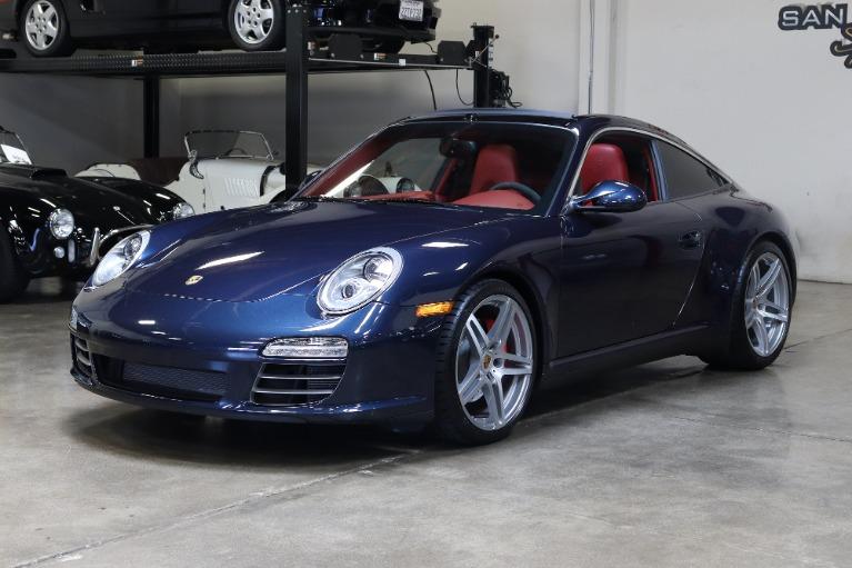 Used 2012 Porsche 911 Targa 4S for sale $103,995 at San Francisco Sports Cars in San Carlos CA 94070 3
