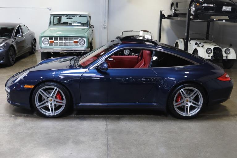 Used 2012 Porsche 911 Targa 4S for sale $103,995 at San Francisco Sports Cars in San Carlos CA 94070 4