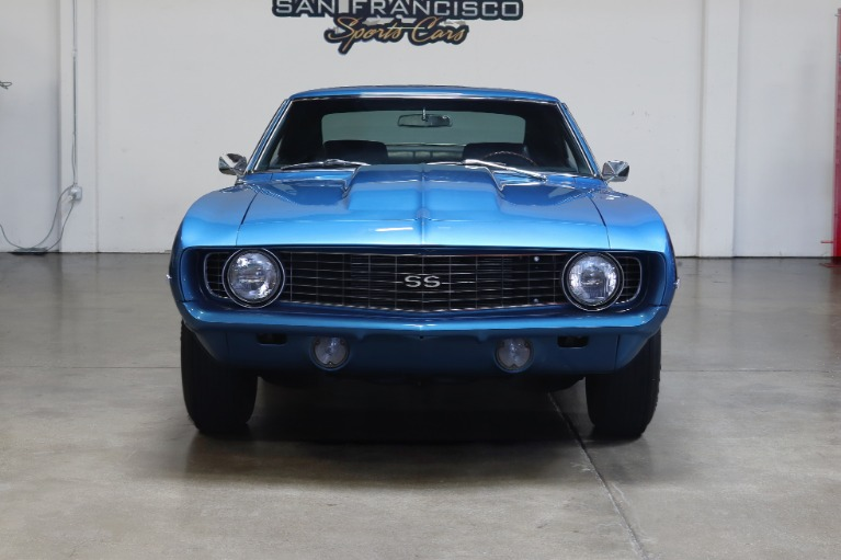 Used 1969 Chevrolet Camaro SS for sale Sold at San Francisco Sports Cars in San Carlos CA 94070 2