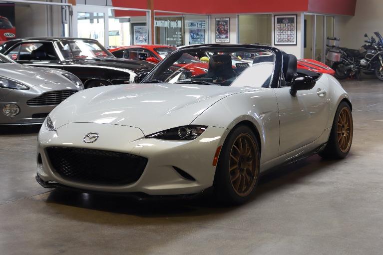 Used 2019 Mazda MX-5 Miata Club for sale $30,995 at San Francisco Sports Cars in San Carlos CA 94070 3