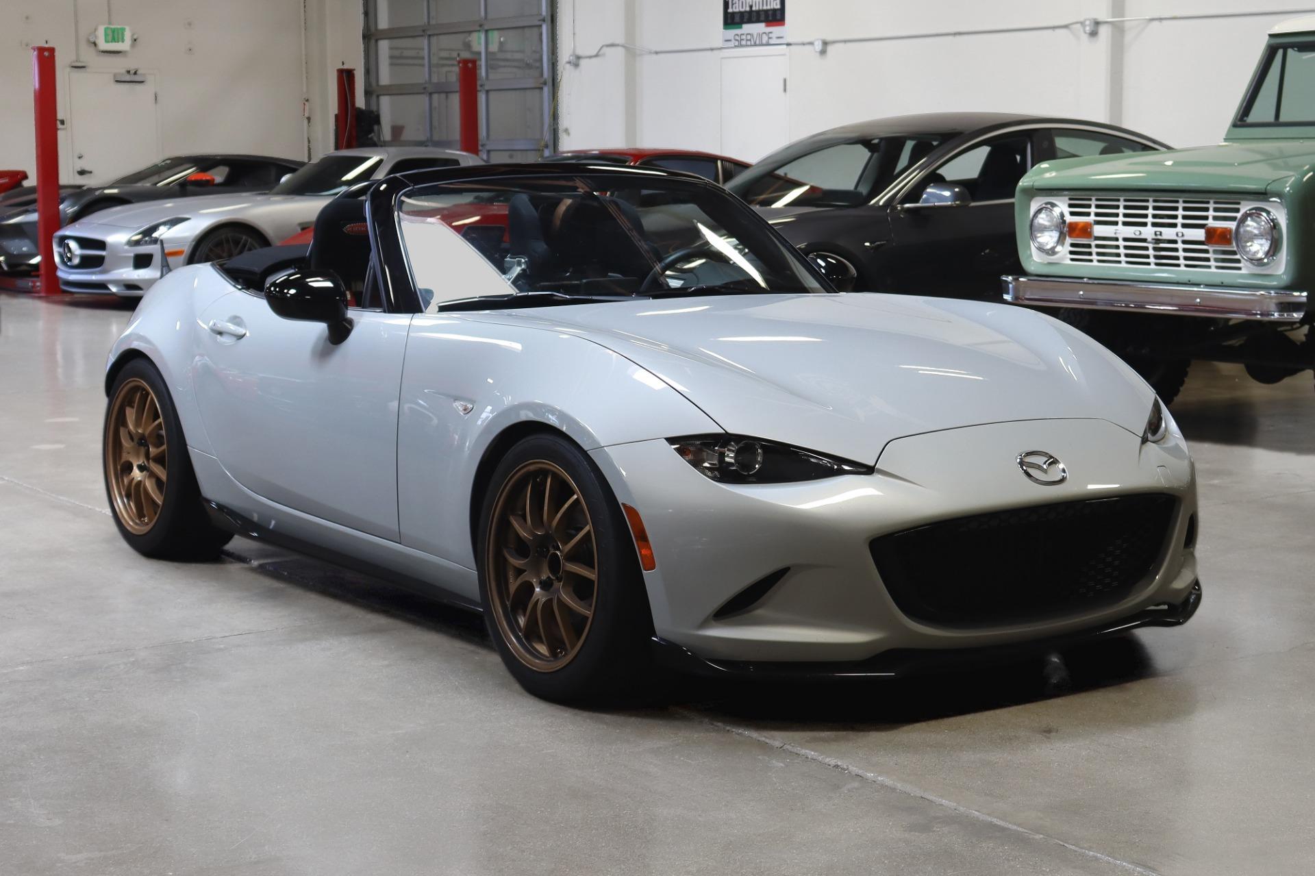 Used 2019 Mazda MX-5 Miata Club for sale $30,995 at San Francisco Sports Cars in San Carlos CA 94070 1