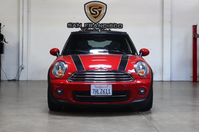 Used 2011 MINI Cooper for sale $11,995 at San Francisco Sports Cars in San Carlos CA 94070 2