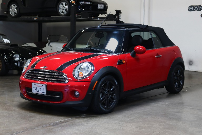 Used 2011 MINI Cooper for sale $11,995 at San Francisco Sports Cars in San Carlos CA 94070 3