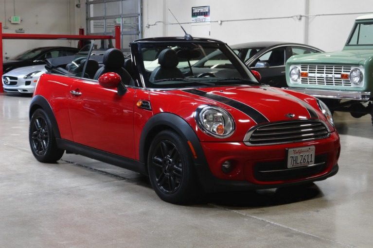 Used 2011 MINI Cooper for sale $11,995 at San Francisco Sports Cars in San Carlos CA 94070 1