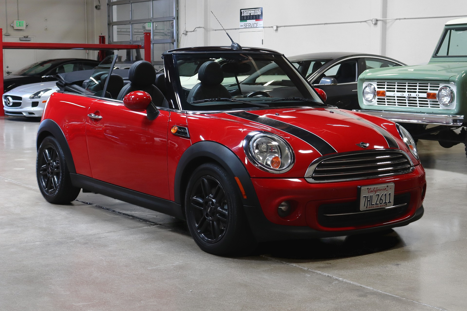 Used 2011 MINI Cooper for sale Sold at San Francisco Sports Cars in San Carlos CA 94070 1