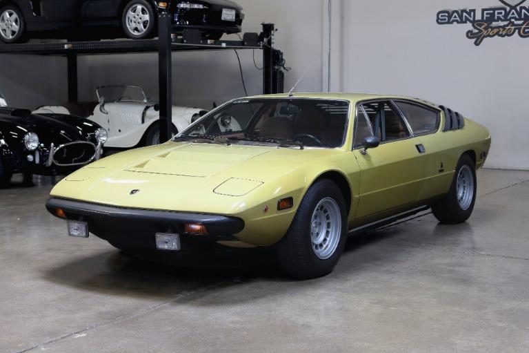Used 1975 Lamborghini Urraco for sale Call for price at San Francisco Sports Cars in San Carlos CA 94070 3