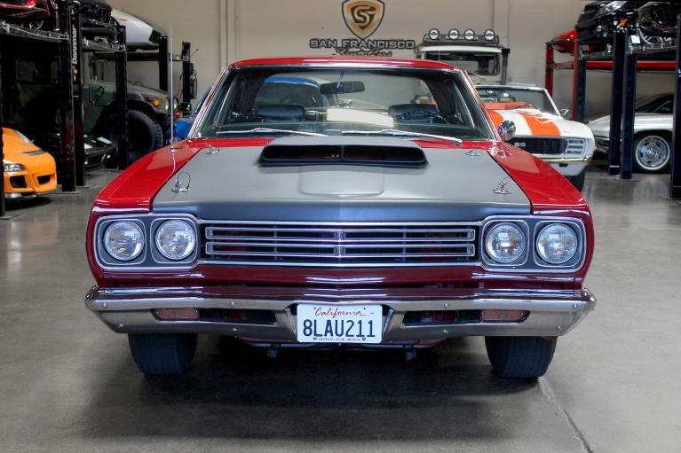 Used 1969 Plymouth Road Runner for sale Sold at San Francisco Sports Cars in San Carlos CA 94070 2