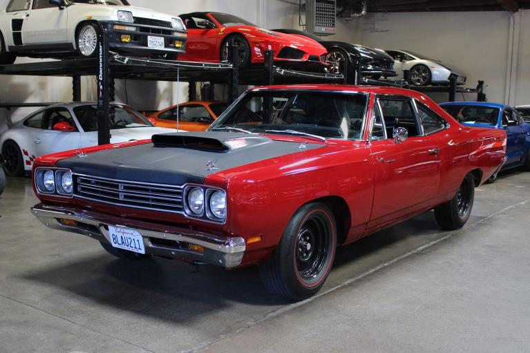 Used 1969 Plymouth Road Runner for sale Sold at San Francisco Sports Cars in San Carlos CA 94070 3