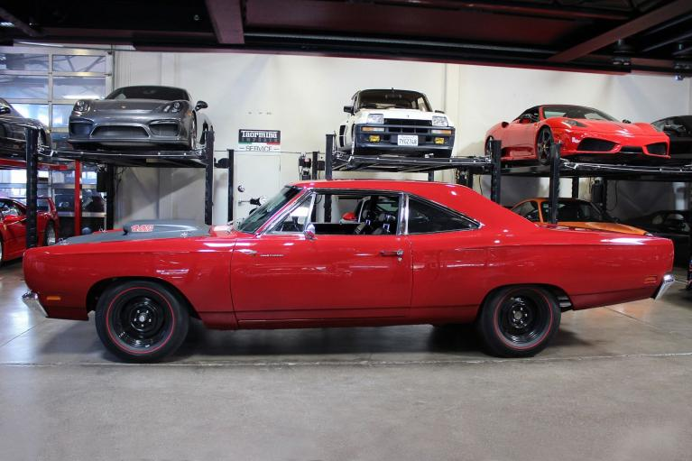 Used 1969 Plymouth Road Runner for sale Sold at San Francisco Sports Cars in San Carlos CA 94070 4