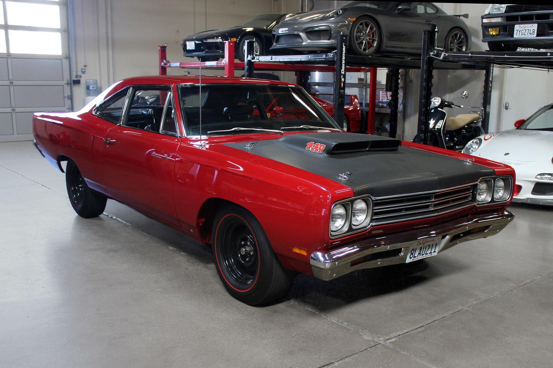 Used 1969 Plymouth Road Runner for sale Sold at San Francisco Sports Cars in San Carlos CA 94070 1