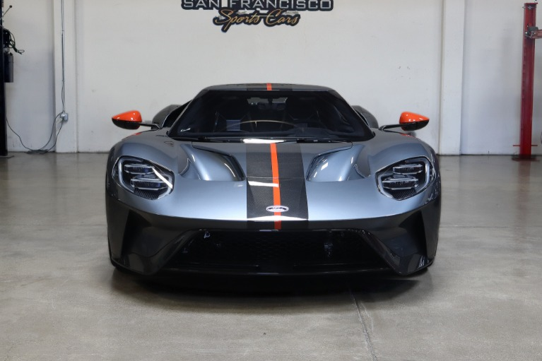 Used 2019 Ford GT Carbon Edition for sale Sold at San Francisco Sports Cars in San Carlos CA 94070 2