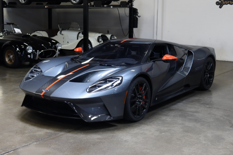 Used 2019 Ford GT Carbon Edition for sale Sold at San Francisco Sports Cars in San Carlos CA 94070 3