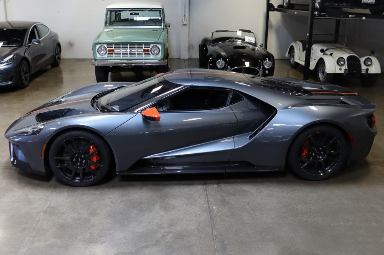 Used 2019 Ford GT Carbon Edition for sale Sold at San Francisco Sports Cars in San Carlos CA 94070 4
