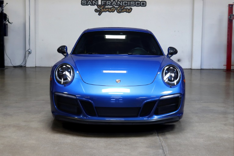 Used 2018 Porsche 911 Carrera 4 GTS for sale $138,995 at San Francisco Sports Cars in San Carlos CA 94070 2