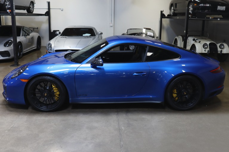 Used 2018 Porsche 911 Carrera 4 GTS for sale $138,995 at San Francisco Sports Cars in San Carlos CA 94070 4