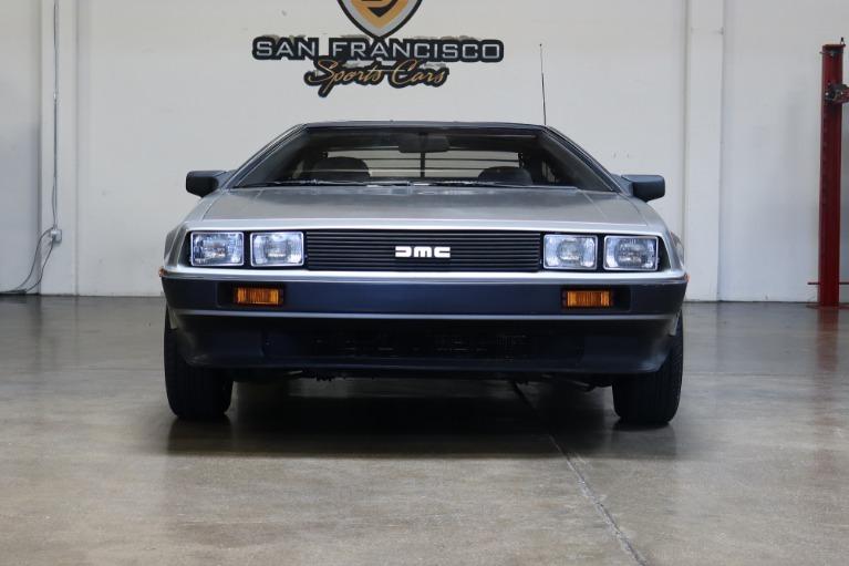 Used 1981 DeLorean DMC-12 for sale Sold at San Francisco Sports Cars in San Carlos CA 94070 2
