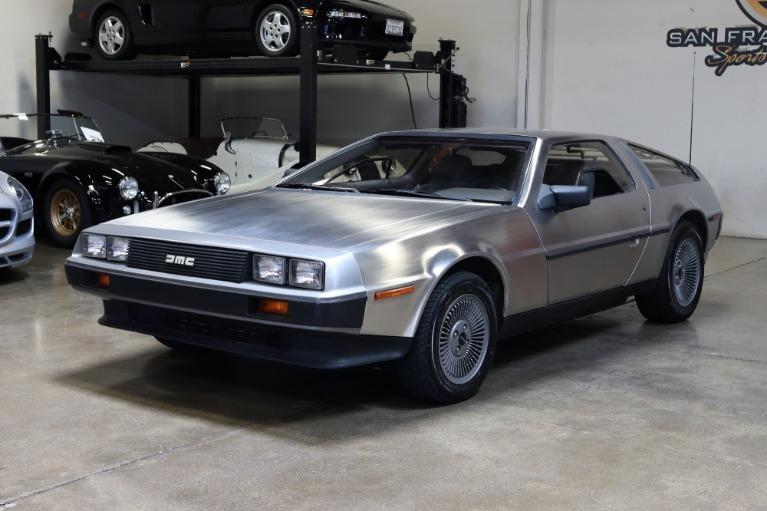 Used 1981 DeLorean DMC-12 for sale Sold at San Francisco Sports Cars in San Carlos CA 94070 3