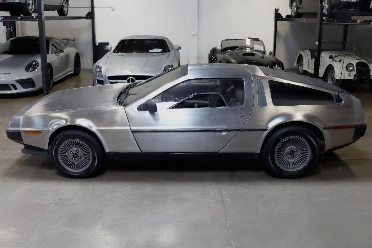 Used 1981 DeLorean DMC-12 for sale Sold at San Francisco Sports Cars in San Carlos CA 94070 4