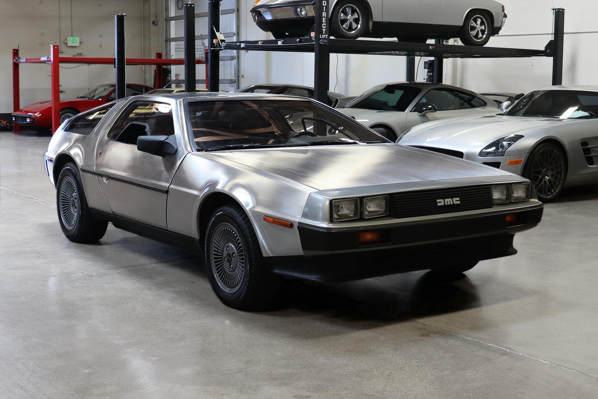 Used 1981 DeLorean DMC-12 for sale Sold at San Francisco Sports Cars in San Carlos CA 94070 1